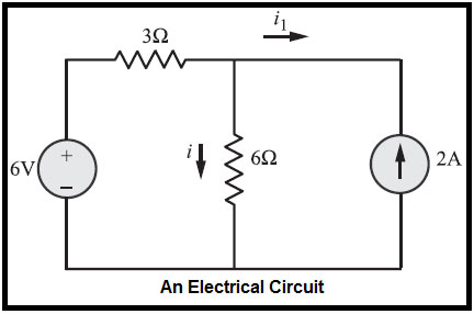 Superposition Theorem:An Electrical circuit