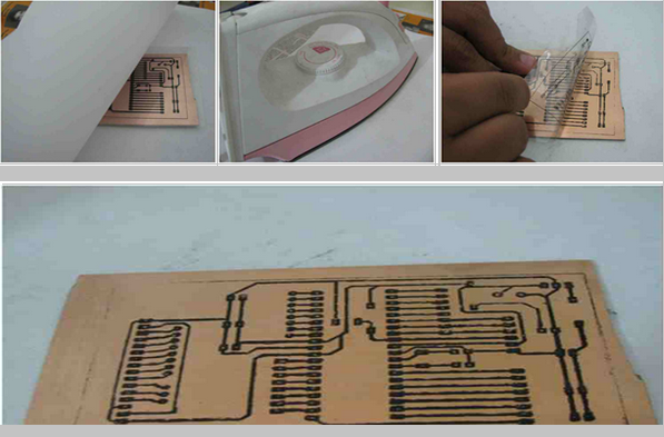 How to make a PCB board (Step 5)