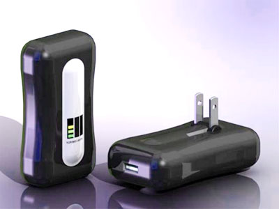 Motion Powered Charger