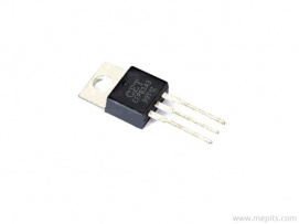 CEP83A3 N-Channel FET 30V 100A