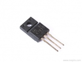 2SK1535 N-Channel Power Mosfet Transistor 900V 3A