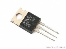 IRF9610 P-Channel Power Mosfet Transistor -200V -1.8A