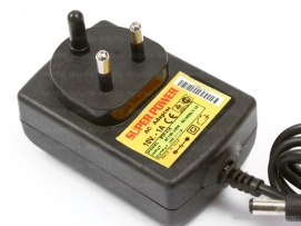10V 1A Power Supply AC-DC Adapter