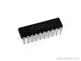 ADC0804 8-Bit µP Compatible ADC IC|adc0804