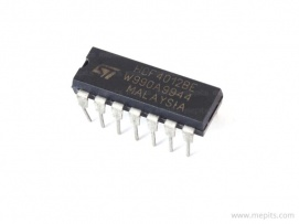 CD4012 Dual 4 Input NAND Gate IC