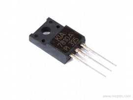 7810 Three Terminal 10V Positive Voltage Regulator IC
