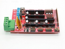 RAMPS 3D PRINTER CONTROL BOARD WITH DRIVER