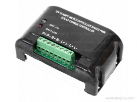 12V 10A MC Based PWM Solar Charge Controller