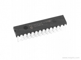 PIC16F876A Microcontroller IC