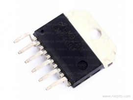 LM2409 Monolithic Triple 9.5ns CRT Driver IC