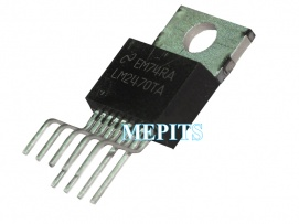 LM2470 Monolithic Triple 7.0ns CRT Driver IC