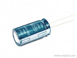 33uf 400V DC Electrolytic Capacitor
