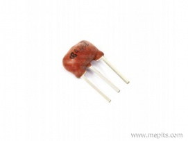 4.0 MHz 3 Pin Ceramic Crystal Oscillator