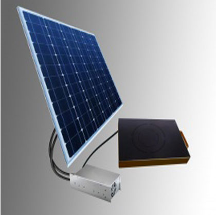 Solar Induction Heater