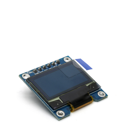 OLED-display module