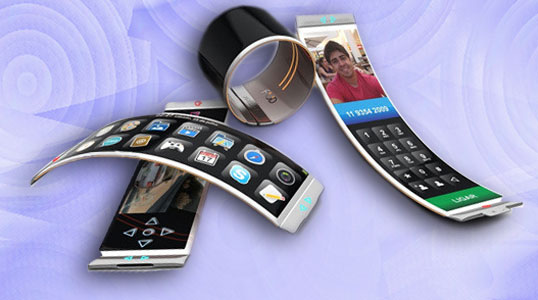 Advantages of  Flexible Display over Rollable Displays