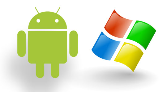 Windows vs. Android