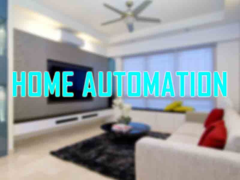 Home Automation Project Using Embedded System, PIC Microcontroller - Part 1