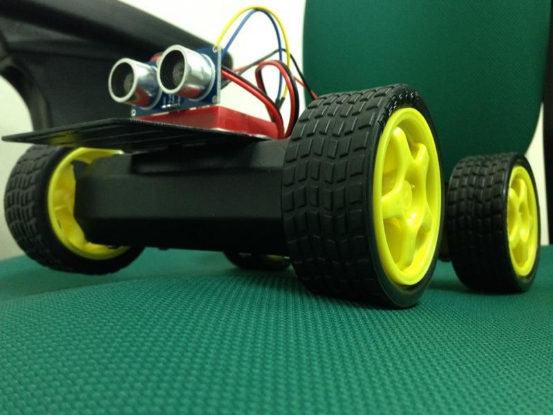 Obstacle Avoidance Robot Using Arduino